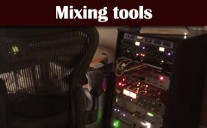 Mixing audio gear