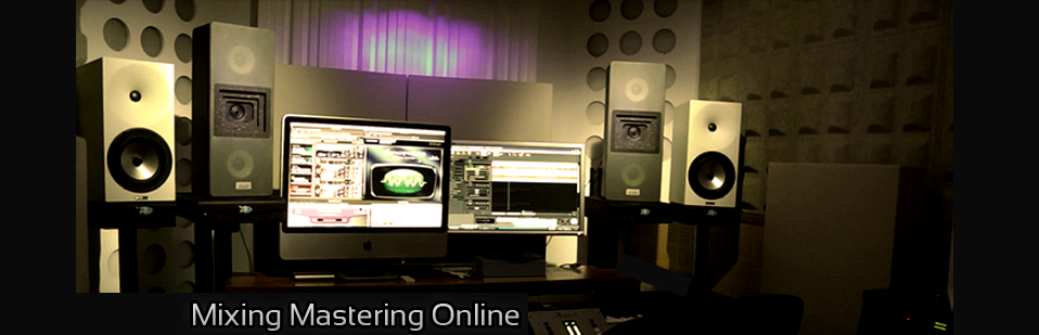 Audio Mastering Mixing Online Services