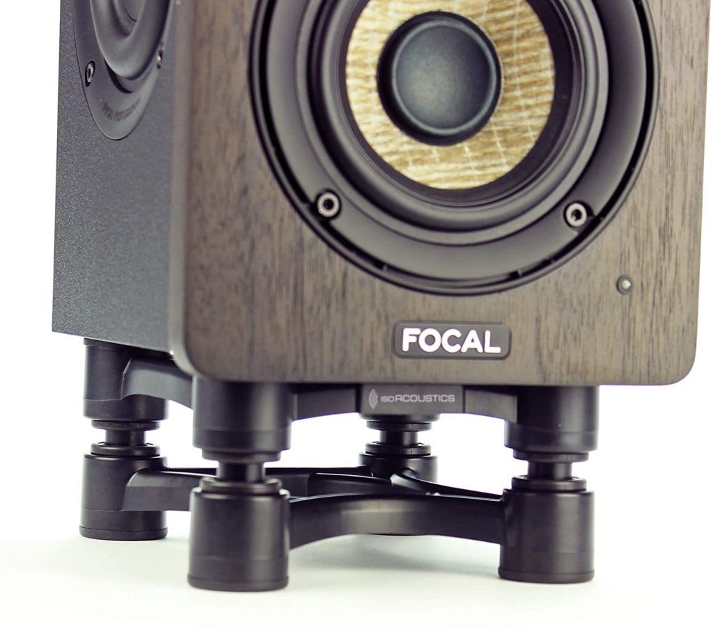 IsoAcoustics Iso-Stand Series Speaker Isolation Stands