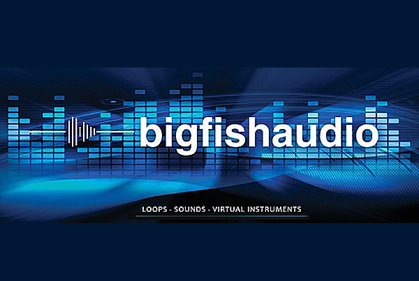 Big Fish Audio libraries