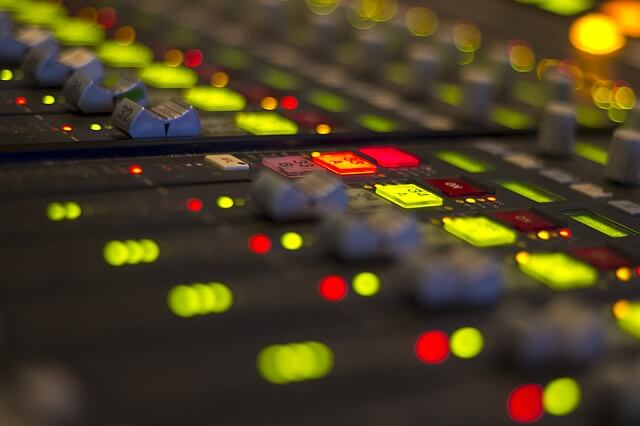 audio post production service