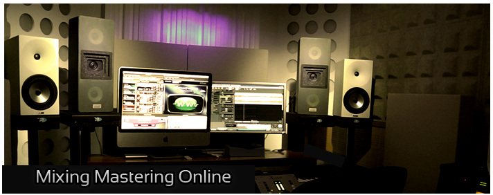 Powerestudio - Audio Mixing and Mastering
