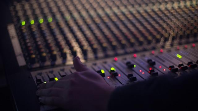 tecnico de sonido