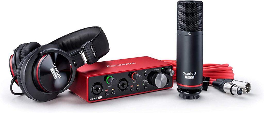 Audio Interface Scarlett