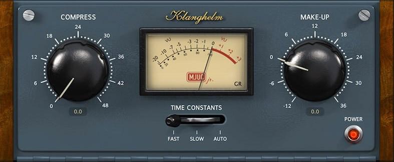 Klanghelm MJUC JR variable-mu free plugin