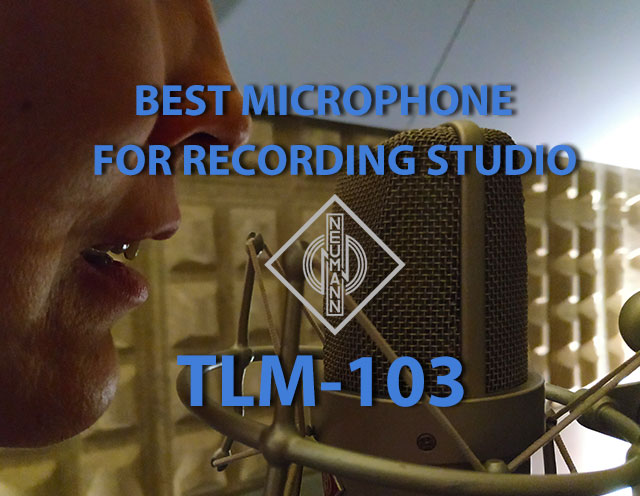 Best all-around Microphone for Recording Studio