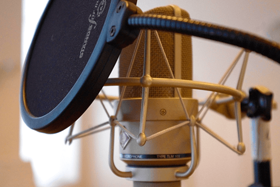 Antipop para podcasts