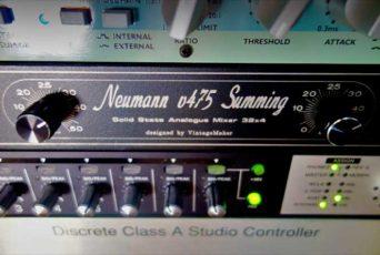 VintageMaker Neumann Summing Mixer v475